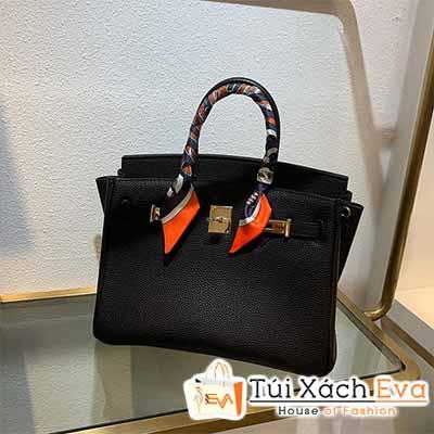 Túi Xách Hermes Birkin Bag Siêu Cấp Màu Đen Đẹp.