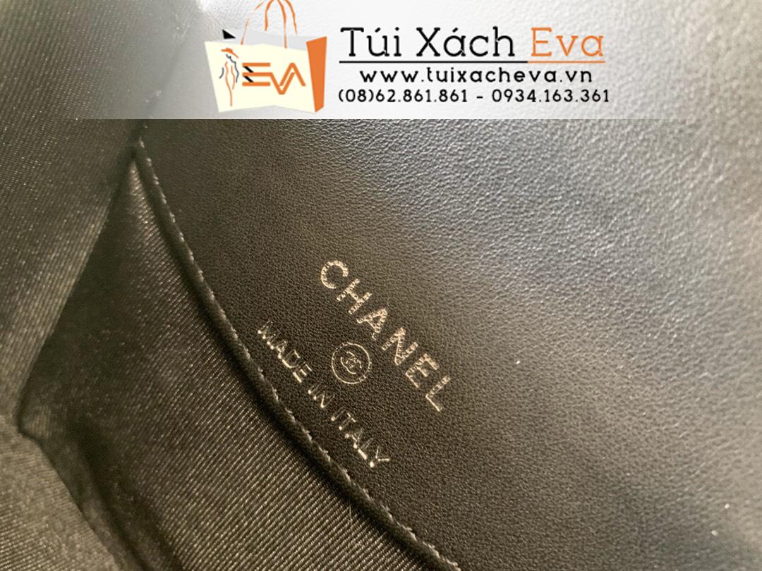 Túi Xách Chanel 2020 Mini Quai Xích Siêu cấp Màu Đen