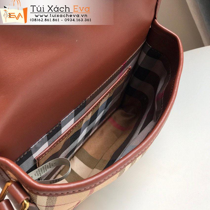 Túi Xách Burberry Vintage Bag Siêu Cấp Màu Nâu Đẹp.