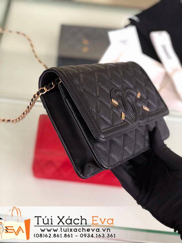 Túi Xách Chanel Woc Bag Siêu Cấp Màu Đen Đẹp M1794.