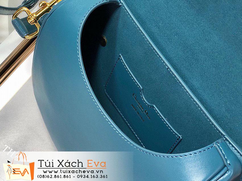 Túi Xách Dior Bobby Bag SIêu Cấp Màu Xanh Đẹp.