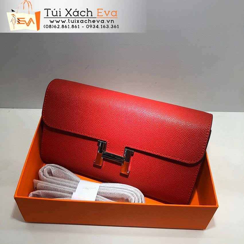 Túi Xách Hermes Bag Siêu Cấp Màu Đỏ Đẹp.