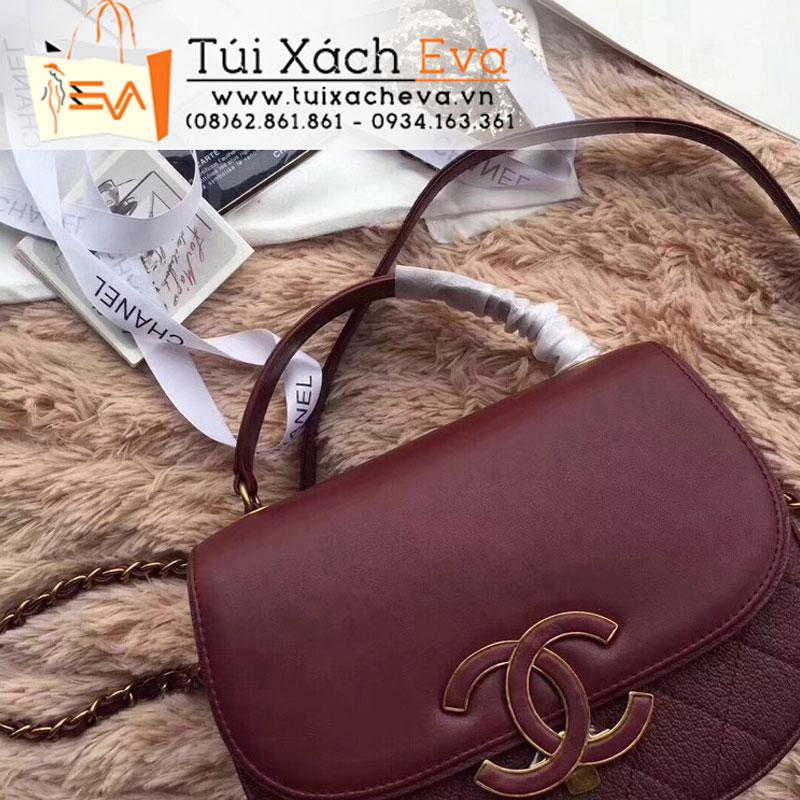 Túi Xách Chanel Dáng Bầu Siêu Cấp Đẹp