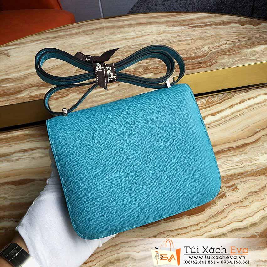 Túi Xách Hermes Bag Siêu cấp Màu Xanh Đẹp.