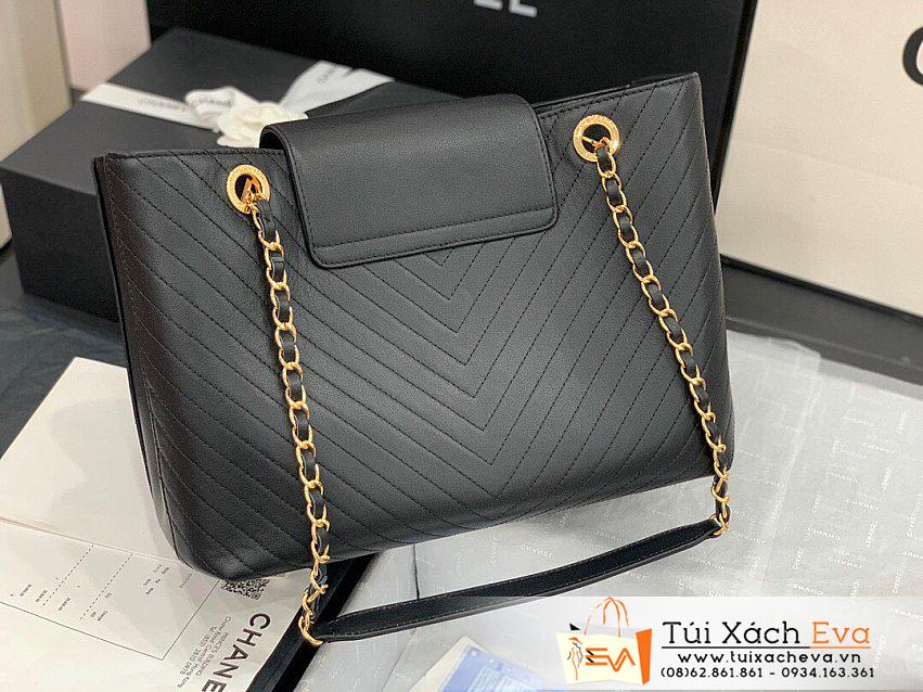 Túi Xách Chanel Bag Siêu Cấp Màu Đen Đẹp M92905.