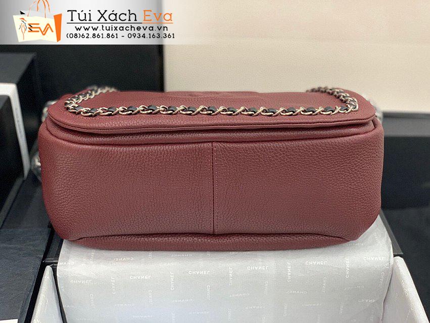 Túi Xách Chanel Bag Siêu Cấp Màu Đỏ Đẹp M94008.