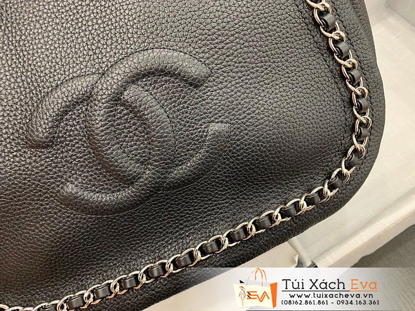Túi Xách Chanel Bag Siêu Cấp Màu Đen Đẹp M94008.