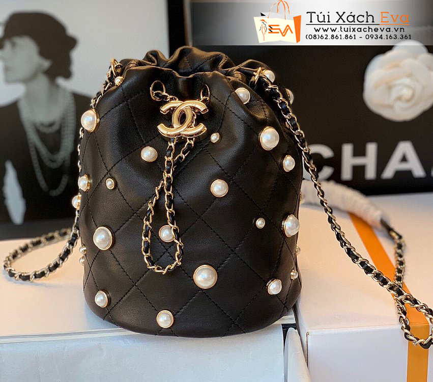 Túi Xách Chanel Bag Siêu Cấp Màu Đen Đẹp.